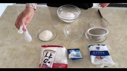 龙猫面包的制作方法pr0烘焙教程_烘焙打面教程视频教程_台式菠萝包、酥皮制作