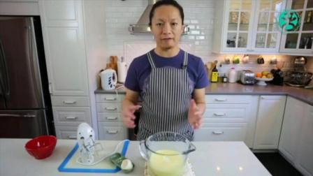 乳酪蛋糕的做法 短期培训王森蛋糕学校蛋糕培训西点学校 怎么烘烤蛋糕