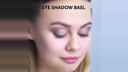 用镊子勾眉毛, 整齐便捷, 这7个实用的化妆技巧送给你!