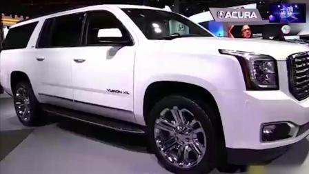 2018款通用汽车GMC育空河, 全尺寸超大型SUV