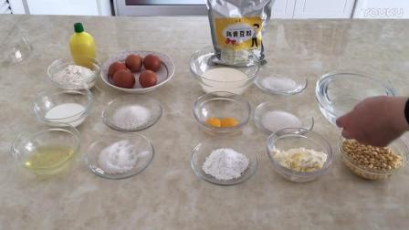 蛋糕卷开裂的五大原因 豆乳盒子蛋糕的制作方法i 烘焙教程图片大全图解
