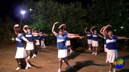站在草原望北京-名媛广场舞队