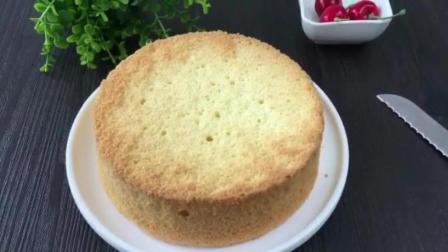 烤箱蛋糕的做法大全 君之的手工烘焙坊 怎么制作蛋糕电饭煲
