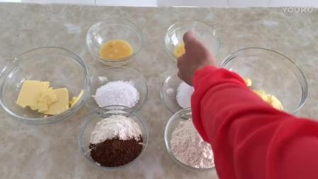 烘焙小蛋糕视频教程 小蘑菇饼干的制作方法qm 烘焙多肉教程