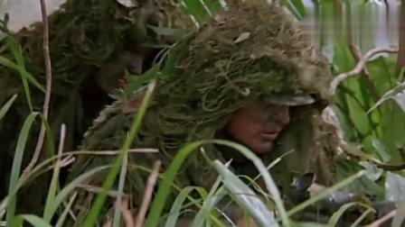 顶尖狙击手的实力, 隐匿功夫连鸟儿都没有发现, 轻松狙杀任务目标!