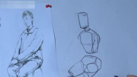怎样画油画花卉速写教程视频, 卡通素描入门图片, 儿童色彩教程ppt石膏几何体