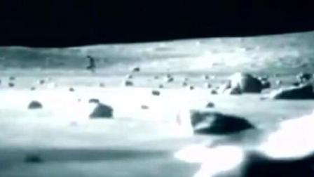 月球上拍到的可怕一幕, 至今科学无法解释!