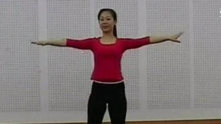 秋冬跳舞热身必练, 7分半热身操!