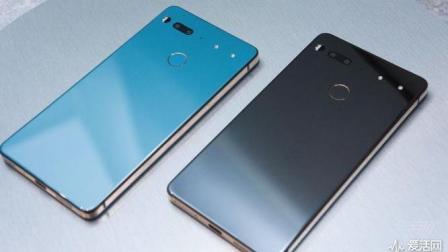 不仅仅是工艺品: Essential Phone 新配色开箱, 安卓之父带来的手机