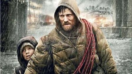 人类文明大毁灭后, 父子二人艰难生存《末日危途》