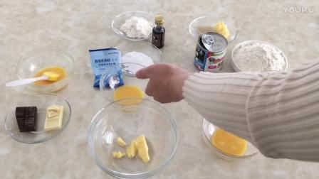 有没有教烘焙的视频教程 龙猫面包的制作方法 手工烘焙视频教程