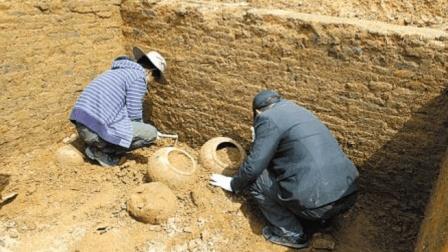 羊倌发现庞大古墓, 考古队赶到却不敢挖掘, 墓主身份竟如此高贵