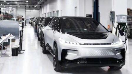 贾跃亭亲自曝光汽车生产车间! FF91售价200万元, 年底有望登录中国市场