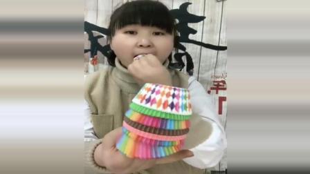 美食达人做彩色琥珀糖, 颜色很漂亮, 自己做便宜又好吃