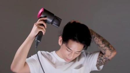 韩系男生春夏中分发型, 谁先会打理谁先变男神!