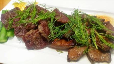 广州私房菜, 羊肚菌鸡脚汤, 白切走地鸡, 煎牛脷瓜牛肉饼, 全蛋手工面