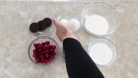 幼儿烘焙作蛋糕视频教程 樱桃盆栽冰激凌的制作方法 烘焙彩虹棒棒糖做法视频教程
