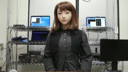 世界顶尖人工智能技术, 来看看这个机器人