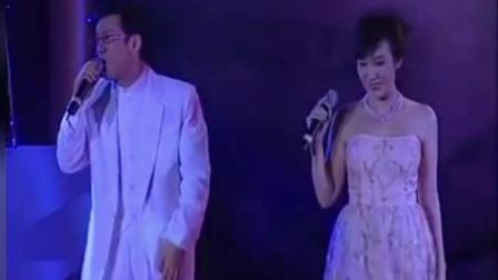 李茂山与美女对唱《无言的结局》经典动听
