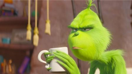 《绿毛怪格林奇》首发电影预告#《圣诞怪杰》动画版#