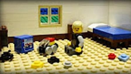 拼装搭建 建造- _乐高电影-Lego乐高城市小电影-儿童故事剧场★傲仔小天地★