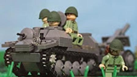 乐高第二次世界大战1941布洛迪-Lego乐高城市小电影-儿童故事剧场★傲仔小天地★