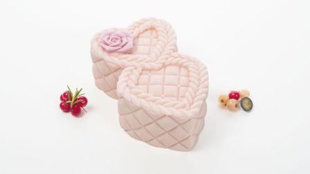 莫夫教室—女神节系列心心相印蛋糕制作流程