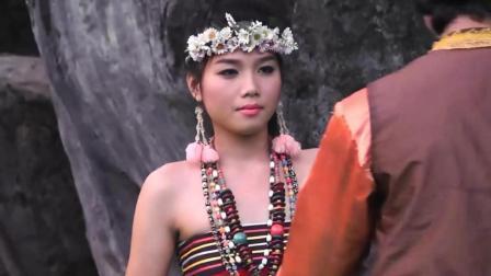 男游客看表演被带上舞台, 实拍柬埔寨民俗文化表演