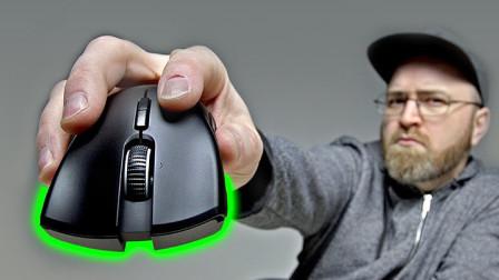 令人窒息的黑科技:雷蛇「鼠标垫充电」无线鼠标