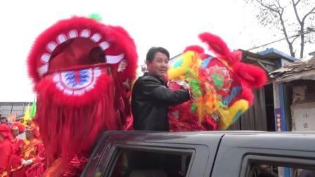 甘肃省西和县长道镇高台社火表演纪念