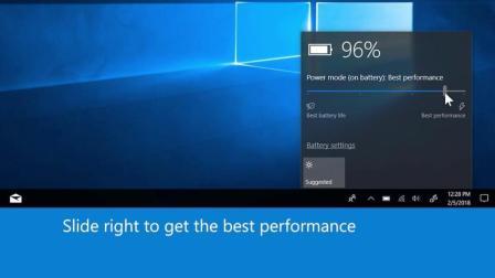 【微软课堂】(三)如何提高 Windows 10 电脑的电池续航