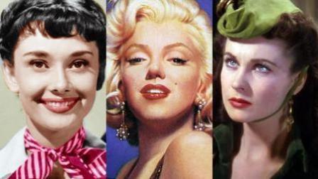 好莱坞影史六大女影星, 个个堪称国宝级, 两位赫本争第一