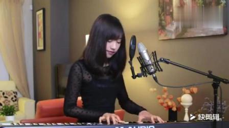 《我们不一样》, 中国台湾美女翻唱, 简直比原唱都好听