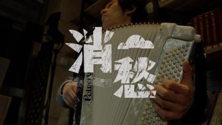 【手风琴】《消愁》毛不易曲, 仲凯改编与演奏