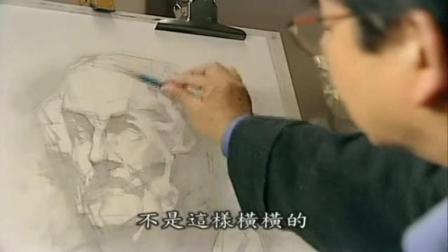 速写人体比例 素描初学者教程 动漫眼睛素描教程