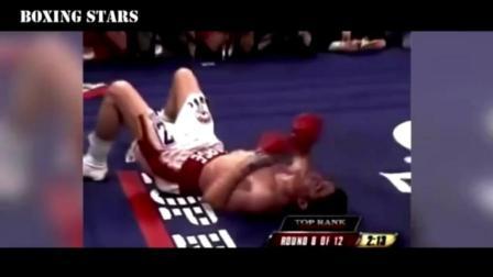 帕奎奥干掉的最后一个墨西哥拳王!此战后被誉为墨西哥拳王克星!