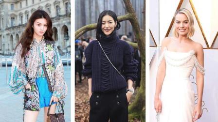 刘雯教学穿男友的衣服, 奚梦瑶多年来在时尚圈修炼的功力全搞丢