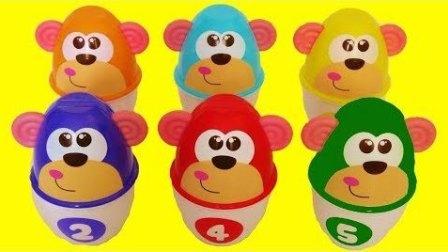 颜色 和 数字 对于 婴儿 Numbers for Babies