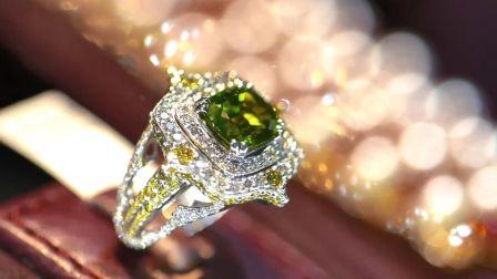 珠宝业的璀璨前景