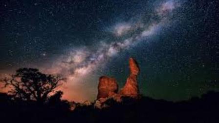 我们身处银河系中, 是如何拍到的银河系全貌呢?