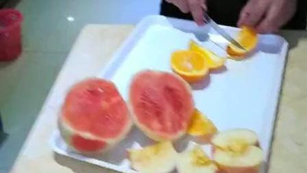 甜品培训, 鲜榨的果汁喝着更营养, 在家可以自己制作哦
