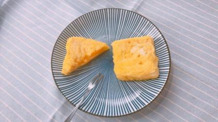 天天不知道早餐吃什么? 教你网红版酸奶面包, 3分钟就大功告成!