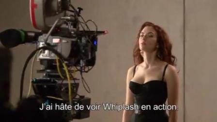 《钢铁侠2》法国版制作特辑加片段