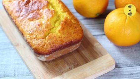 来自西西里的香橙磅蛋糕, 是你的菜吗?