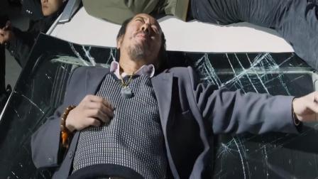 男子太猖狂,吴京当着警察面一脚踹的他当场身亡?太解气了!