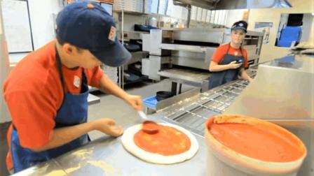 """10秒做一个""""披萨"""", 这还能吃吗?"""
