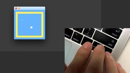 这款 Mac 小游戏: 相当考验手速!