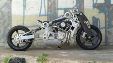 全球最贵摩托车, 全球限量45辆, 售价高达3亿5千万!