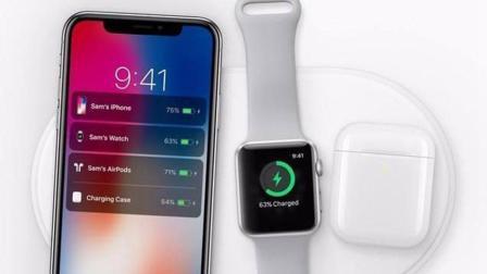 买买买: 苹果无线充电底座本月开卖
