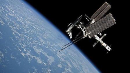 国际空间站的陨落